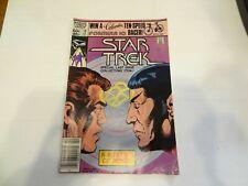 Star Trek #18 (Feb 1982, Marvel) 3.5 VG-!! LOOK!! Last Issue!!