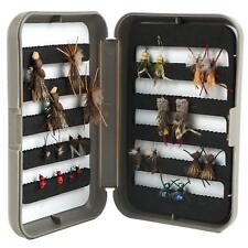 Aventik Assortment 12 Terrestrials Assortment Collection Lady Bug Fly Fishing