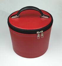Vintage Masonic Regalia Shriner's Fez hat/cap Case Red MB024