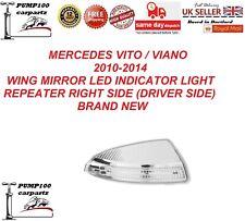 MERCEDES VITO VIANO W639 2010-2014 WING MIRROR LED INDICATOR  REPEATER RIGHT