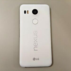 Nexus 5X H790 - 16GB - Quartz (Unlocked) Smartphone