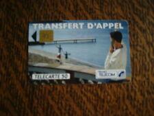 telecarte transfert d'appel 2 plage GEM 06/92 50 unités
