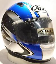 Arai Astro J Aurora-2 Blue White motorcycle helmet-Yamaha colors-Astral-GSXR