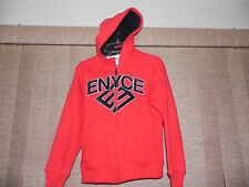 Enyce Sean Combs hoodie Sweatshirt Boys Medium 5/6 Red NWD SEE DETAILS