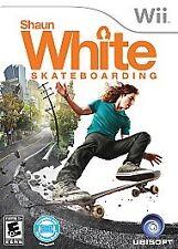 Shaun White Skateboarding  (Wii, 2010) Wii Game!!!  New Factory Sealed!!!