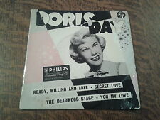 45 tours doris day ready willing and able