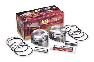 KB Performance Cast Piston Kit (88-98ci., Domed) KB294.010