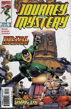 Journey into Mystery No.516 / 1998 Shang-Chi Master of Kung-Fu