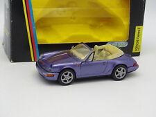 Schabak 1/43 - Porsche 911 964 Cabriolet Carrera 2