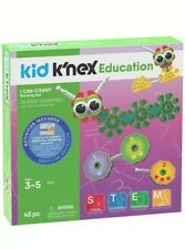 K'NEX Kid I Can count! Preschool education toy 3 to 5 years (45 pieces)