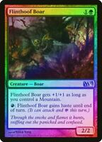 Flinthoof Boar FOIL Magic 2013 / M13 NM-M Green Uncommon MAGIC MTG CARD ABUGames