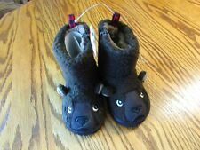 Baby Gap Bear Boots Toddler Size 7 NWT $44.95
