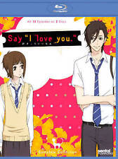 SAY I LOVE YOU  COMPLETE COLLECTION Blu-Ray All 13 episodes