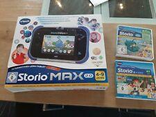 Storio max 2.0 plus 2 Spiele