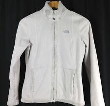 The North Face Jacket Womens Size S Fleece Morningside Full Zip Light Gray