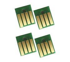 4 x Toner Reset Chip for Lexmark (50F1000) MS310d, MS410d, MS510dn, MS610de 1.5k