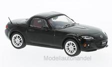 Mazda MX-5 Roadster, schwarz, RHD, 2001 1:43 First 43 Models  >NEW<