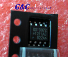 10PCS IC  DS1307 (Z) SOP8 RTC SERIAL 512K I2C Real-Time Clock NEW DATE CODE:11+
