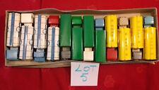 SESAME.Boite rare de 12 camions BERLIET,MERCEDES,BERNARD..etc..m.in fr.(lot n°5)