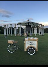More details for vintage ice cream bike tricycle