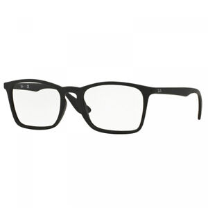 NEW AUTHENTIC RAY BAN RX7045 - Black - 55