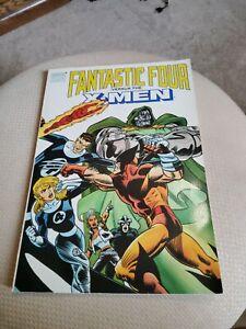 Fantastic Four Versus the X-Men TPB 1990