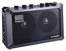 Roland MB-CUBE Mobile Cube Battery Powered Stereo Amplifier NEW
