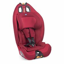 Chicco Gro Up 123 - silla de coche grupos 1/2/3 (9-36 kg) color rojo