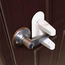 Seguridad Para Puertas a Prueba De NiÑOs, Con Adhesivo, Paquete De 2 Unidades.
