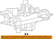 CHRYSLER OEM Steering Column-Housing 68054822AB