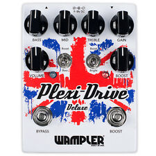 Wampler Plexi-Drive Deluxe Overdrive Boost Marshall JTM-45 Pedal