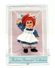 Rare 2000 New Mop Top Wendy Madame Alexander Collecton Christmas Merry Miniature