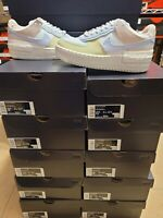 New Nike W AF1 Shadow Air Force 1 Pastel White Multi Women Size 6-12 CI0919-106