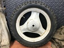 1981 Honda Express SR NX50M Rear Wheel