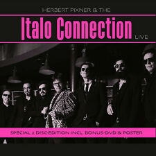 Herbert Pixner & The Italo Connection - Live  2 CD + DVD Neu