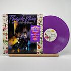 "Prince: Purple Rain Promo OG 12"" LP Colored Vinyl w/Poster & Hype Sticker"