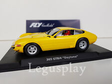 "Slot car SCX Scalextric Fly 88136 Ferrari 365 GTB/4 ""Daytona"" A-671"