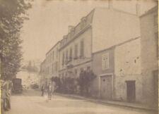 Bourbonne France Vintage Albumine vers 1895