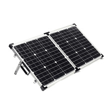 Zenot Power 200W 12V Portable Solar Panel And Solar Charger 2 x 810 x 810 x 70mm