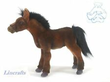 Thoroughbred Foal Plush Soft Toy Horse by Hansa. 5470