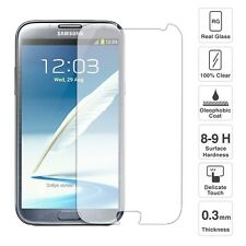 Vetro temperato Screen Protector Anti Graffio Pellicola per SAMSUNG GALAXY NOTE UK 2