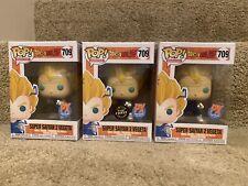 2x Funko Pop! Super Saiyan 2 Vegeta Dragon Ball Z Dbz Px Pop 709 + 1x Chase