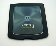 Used Oem Motorola Renegade V950 Nextel Replacement Part Battery Back Cover Door