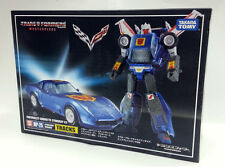 Takara Tomy Tracks MP-25 Chevrolet Corvette Stingray C3 Transformers Masterpiece