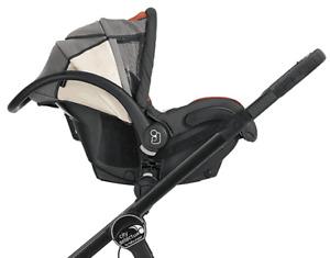 Baby Jogger City Select, Lux & Premier Car Seat Adapter - Maxi Cosi, Cybex, Nuna