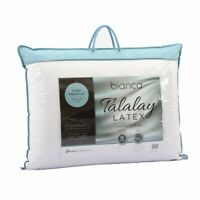 Bianca Sleep Easy Talalay Latex High Profile & Medium Feel Pillow