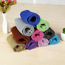 1pc Microfiber Cool Quick Dry Towel Bath Gym Sports Jogging Summer Beach Towel