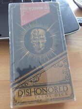 Dishonored Tarot  Deck New Palying Divinatory Cards