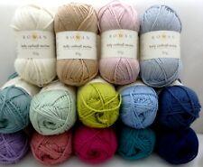 Rowan Baby Cashsoft Merino x 50g balls ~ Choose Colour