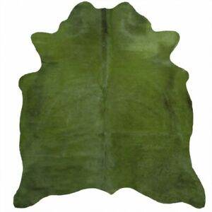 HOME CRAFT BRAND NEW DYED COWHIDE - BRAZILLIAN